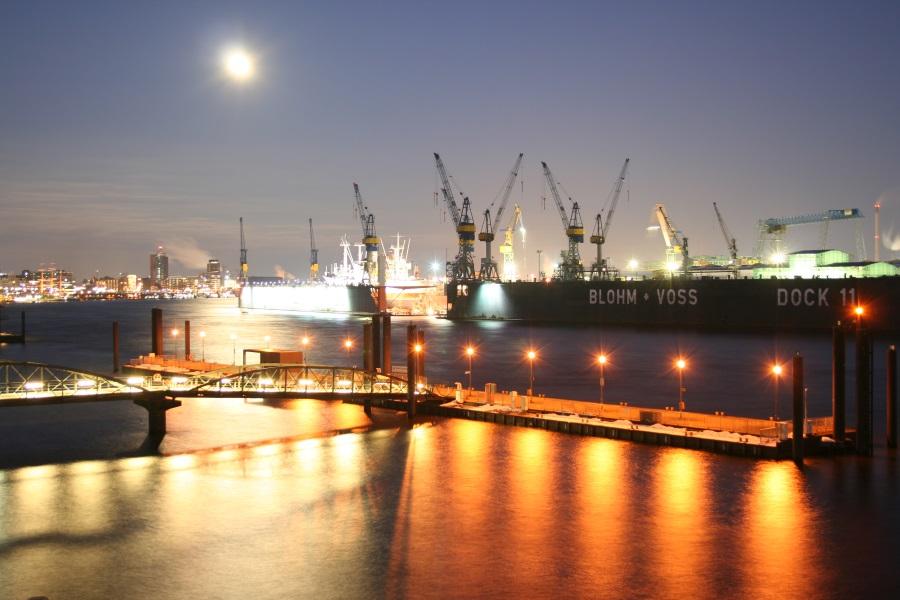 Blohm und Voss Dock 11 und 10