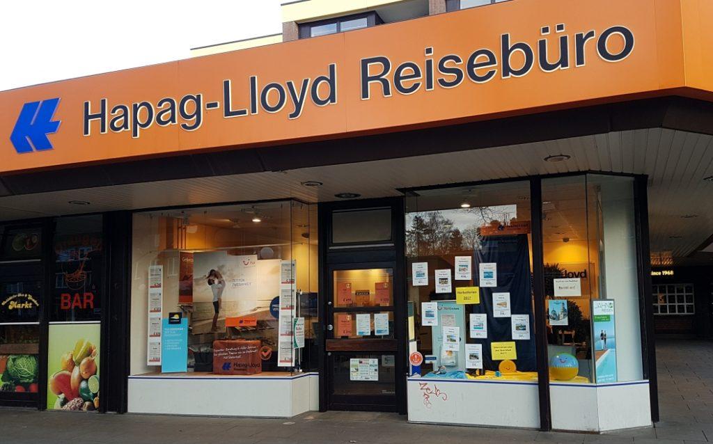 Hapag-Lloyd Reisebüro Volksdorf