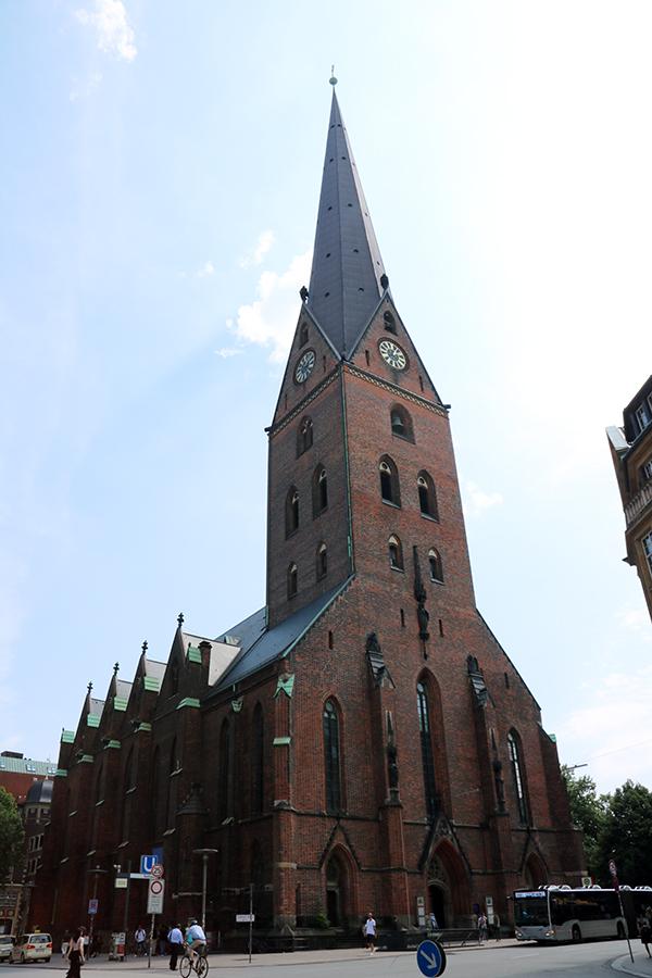 St. Petri Kirche Hamburg