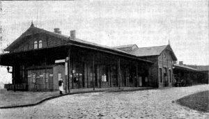 Lübecker Bahnhof