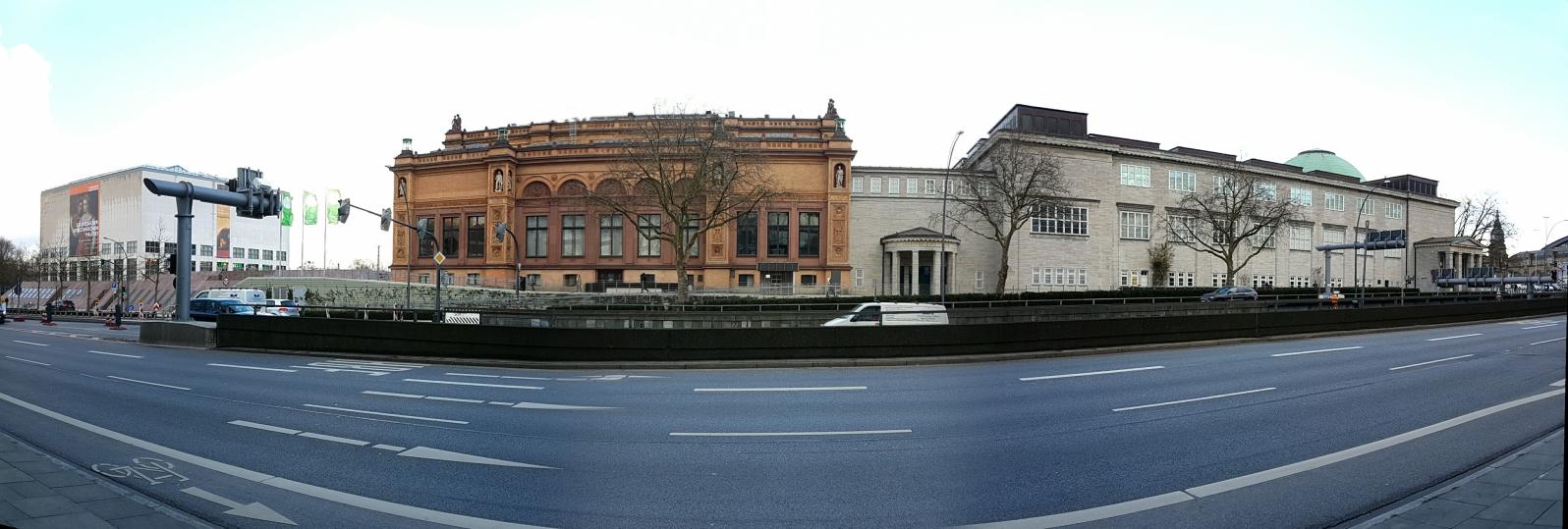 Hamburger Kunsthalle Am Glockengiesserwall