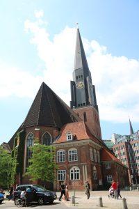 Sakristei mit Herrensaal