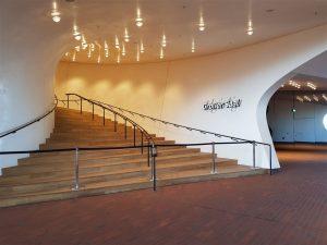 Eingang Großer Saal