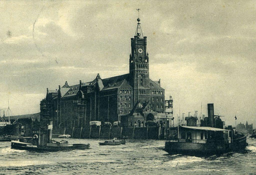 Kaiserspeicher A, Quelle: Stadtteilgeschichten