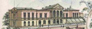 1898 Bahnhof Dammtor
