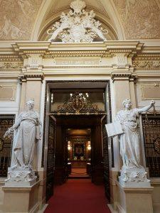 Eingang zur Ratsstube