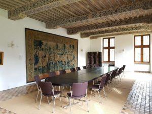 Flämischer Wandteppich