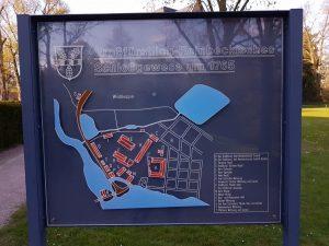 Plan von Schloss Reinbek