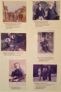 Brahms mit Clara Schumann Johannes Strauß