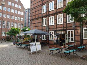 Cafe und Buchladen des KomponistenQuartier