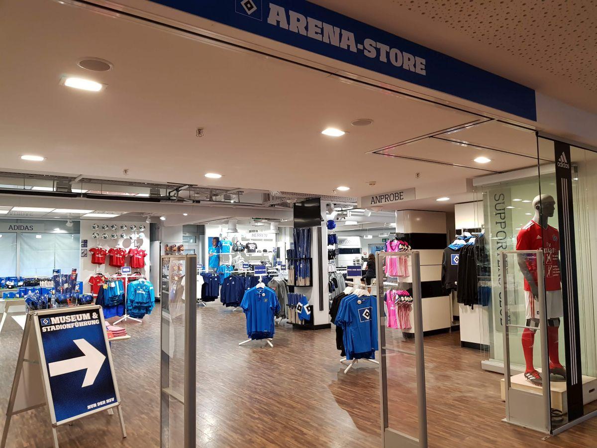 Hsv Arena Store