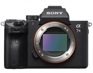 Sony Alpha 7 III Body, schwarz, 24,2 MP Vollformatkamera
